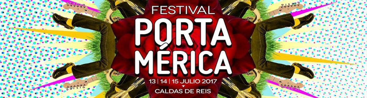 Cartel PortAmérica 2017